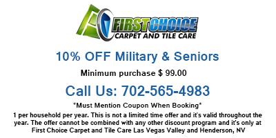 10% Off Military & Seniors